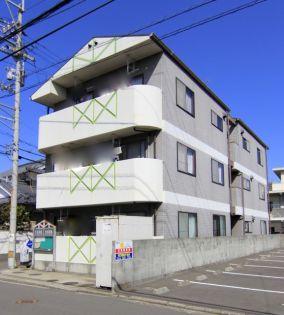 竹村第2ビル優美[201号室]の外観