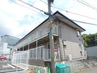 エクセル新横浜B[108号室]の外観