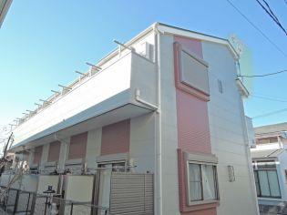 グリーンコート井田[206号室]の外観