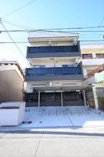 Lien平野本町[203号室]の外観