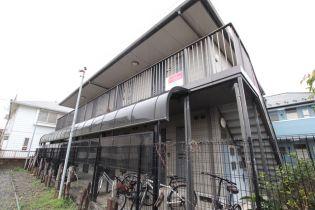 シャトル・リープ東越谷[205号室]の外観