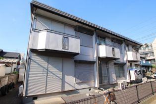町田ハイツ[202号室]の外観