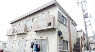 ハイツトノヤマA[101号室]の外観