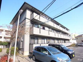 レスポワール赤坂A棟[201号室]の外観