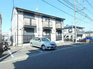 HARUTO二俣川[101号室]の外観