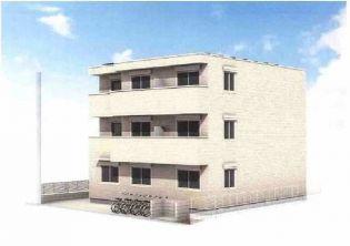 (仮)草加市谷塚町 新築計画[202号室]の外観