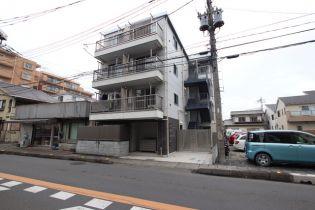 武蔵浦和プラザB[205号室]の外観