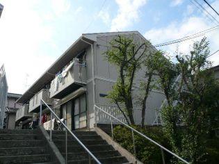 シャトル鶴川A[101号室]の外観