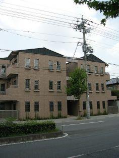 京都府京都市左京区下鴨梅ノ木町の賃貸マンションの外観
