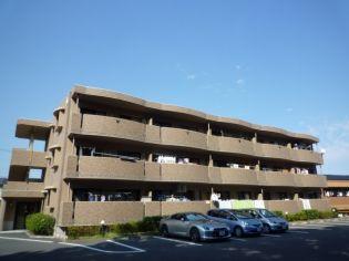 フォレストパーク高岡[2-B号室]の外観