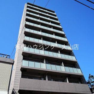 ベルシード中板橋[12階]の外観