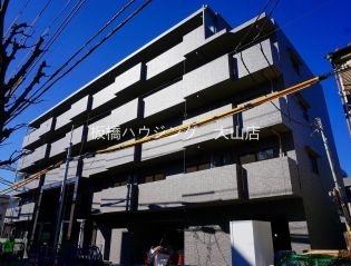 ルーブル板橋泉町弐番館[4階]の外観