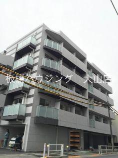 メインステージ板橋蓮根2[2階]の外観