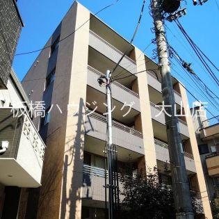 千代田コーポ[5階]の外観