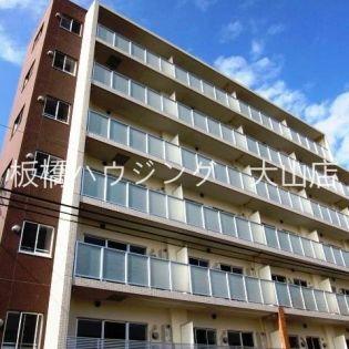 クリオ板橋本町[5階]の外観