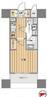 メインステージ江戸川橋Ⅲ[5階]の外観