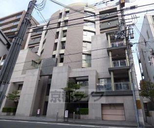 京都府京都市中京区堺町通二条上ル亀屋町の賃貸マンションの外観