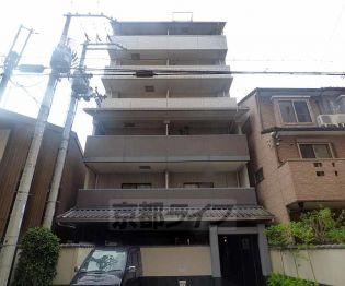 京都府京都市下京区住吉町の賃貸マンションの外観
