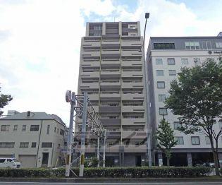 京都府京都市下京区五条通醒ケ井東入小泉町の賃貸マンションの外観