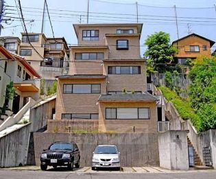 京都府京都市北区西賀茂今原町の賃貸マンションの外観