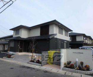 京都府京都市西京区松室北河原町の賃貸アパートの外観