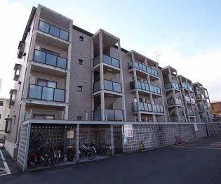 京都府向日市物集女町ヲサン田の賃貸マンションの外観