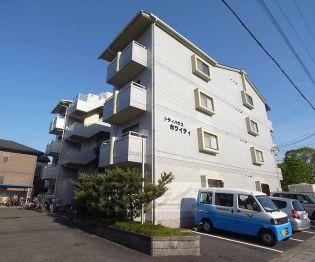 京都府京都市南区久世中久世町3丁目の賃貸マンションの外観