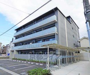 京都府京都市北区大将軍坂田町の賃貸マンションの外観