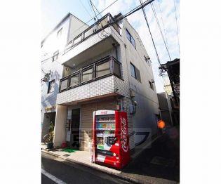 京都府京都市南区西九条院町の賃貸アパートの外観