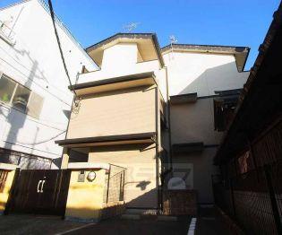 京都府京都市下京区若宮通六条下る若宮町の賃貸マンションの外観
