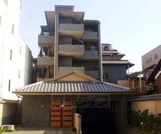 京都府京都市左京区岡崎入江町の賃貸マンションの外観