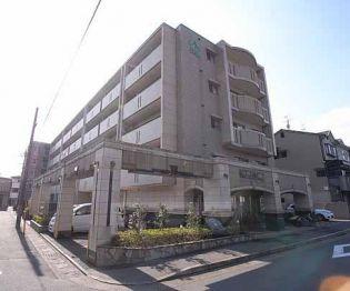 京都府京都市伏見区納所町の賃貸マンションの外観