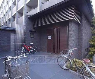 京都府京都市左京区田中大堰町の賃貸マンションの外観