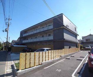 京都府向日市寺戸町中ノ段の賃貸マンションの外観