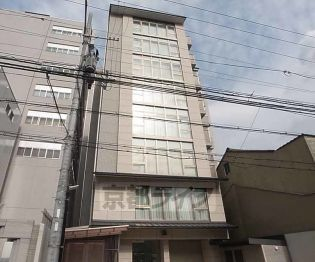 京都府京都市下京区堺町通綾小路上る小石町の賃貸マンションの外観