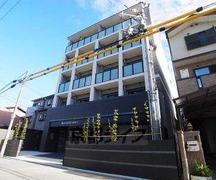 京都府京都市南区東寺町(八条通壬生西入ル)の賃貸マンションの外観