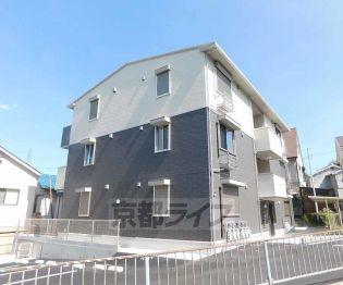 滋賀県大津市富士見台の賃貸アパートの外観