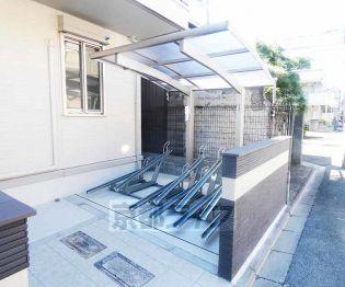 京都府京都市南区西九条大国町の賃貸アパートの外観