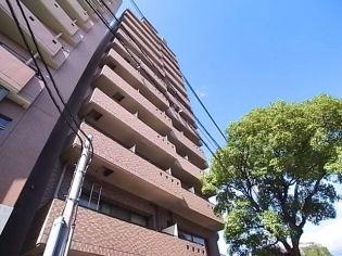 アミーグランコート三宮[8階]の外観