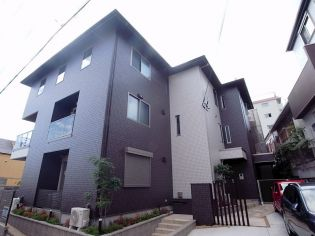 兵庫県神戸市中央区野崎通4丁目の賃貸アパートの外観