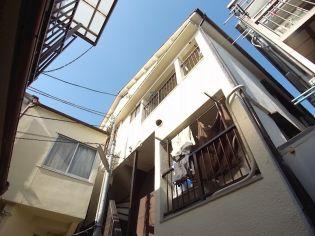神港ハイツ[1階]の外観