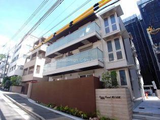 兵庫県神戸市中央区山本通2丁目の賃貸アパートの外観