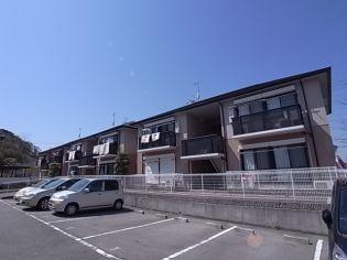 ディアス甲栄台[2階]の外観