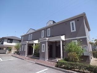 兵庫県神戸市北区藤原台南町3丁目の賃貸アパートの外観