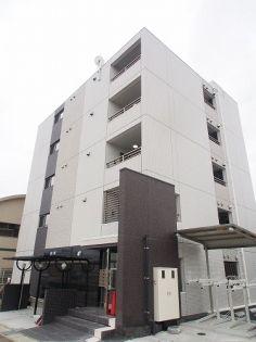 兵庫県姫路市市川橋通2丁目の賃貸マンションの外観