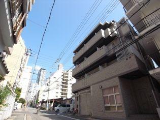 シャトラン新神戸[303号室]の外観