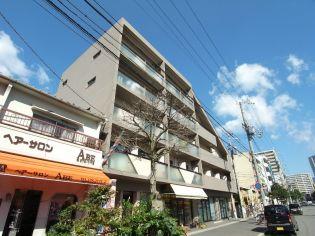 ラルゴ永沢[2階]の外観
