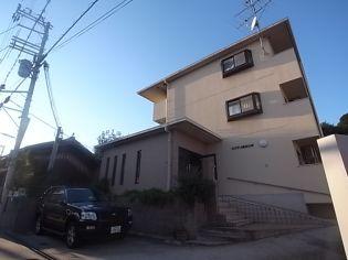 オプティ岡本山手[3階]の外観