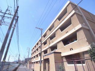 西松本マンション[10E号室]の外観