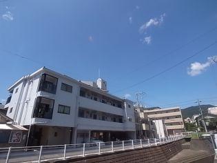 マンション福田1[2A号室]の外観